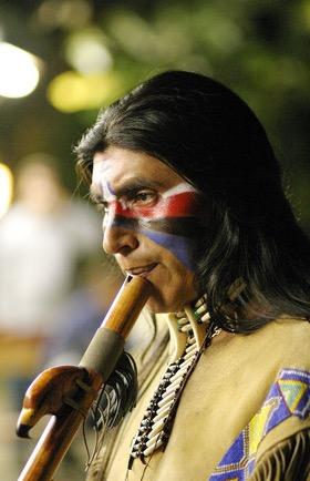 Arktis-Indianer