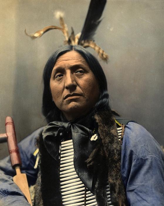 Comanche-Indianer