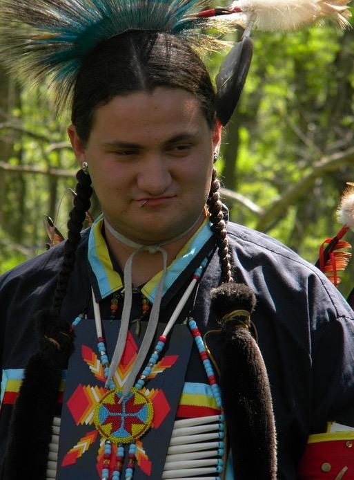 Haida-Indianer