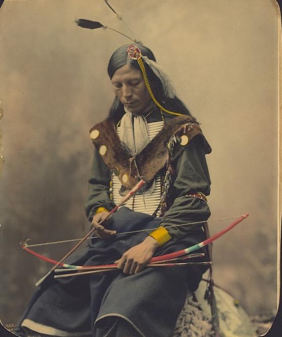 Historie-Apache-Indianer