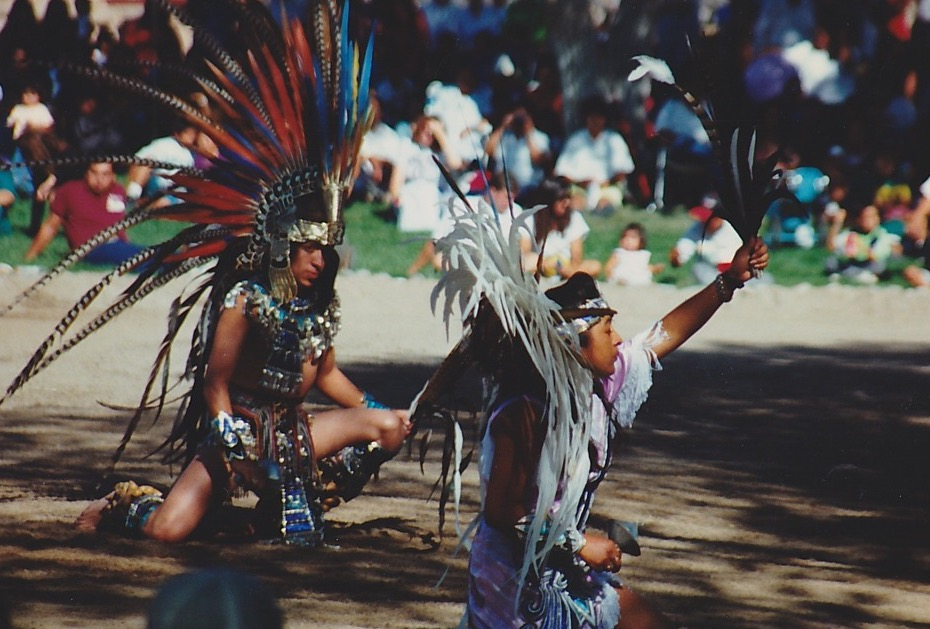 Indianer-Herkunft