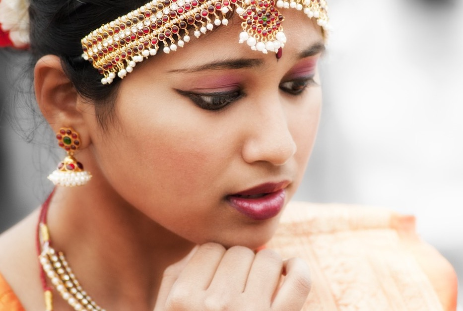 Indianerin