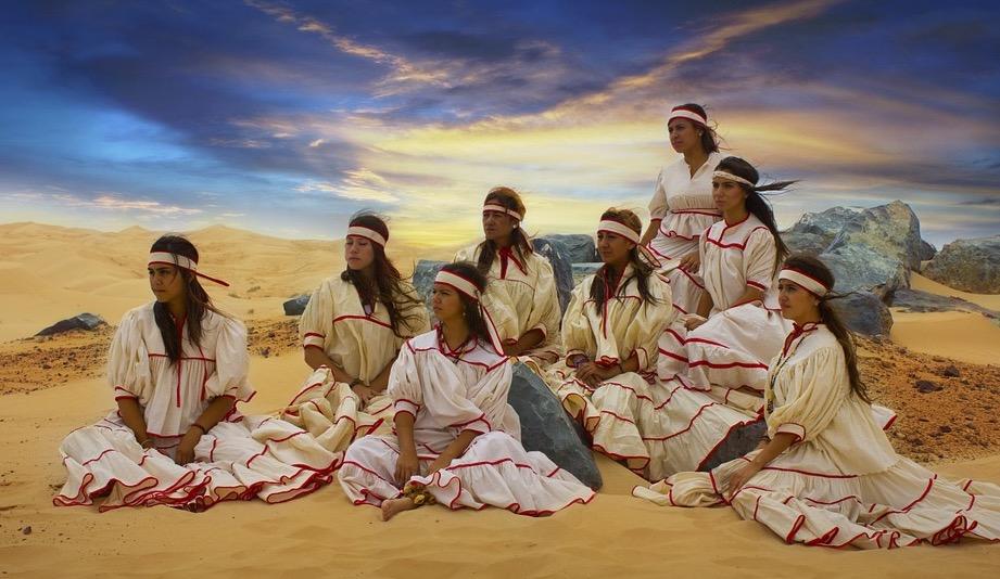 Indianerinnen