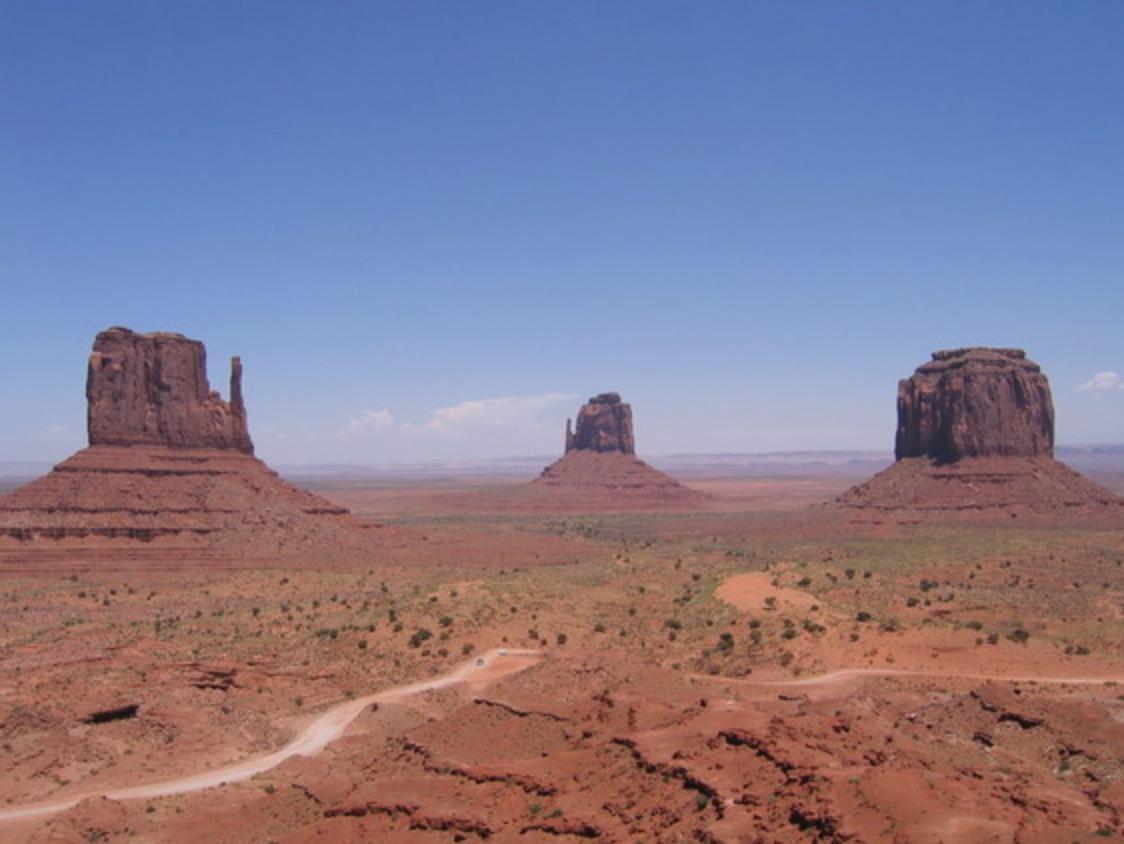 Navajo-Ebene