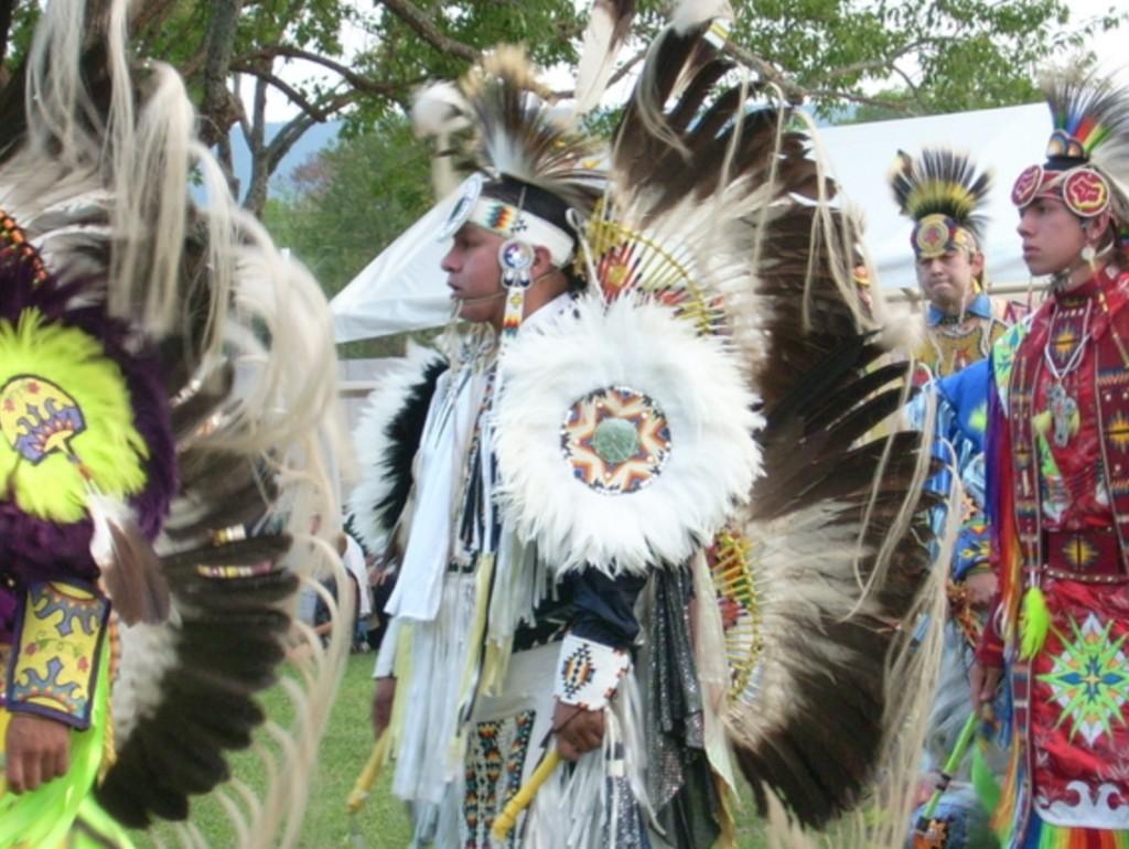 Pawnee-Indianer