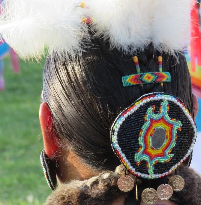 Schwarzfuss-Indianer