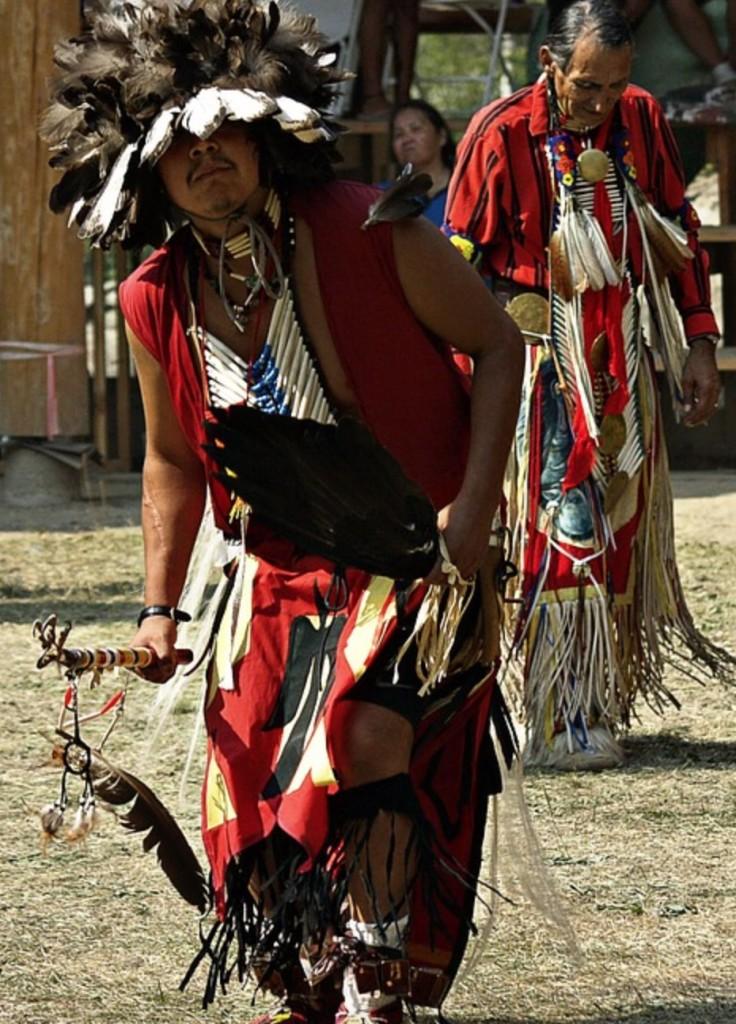 Tanzender-Indi